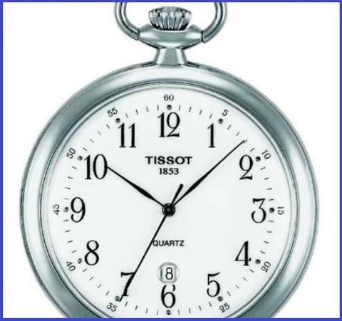 Orologio Da Tasca Tissot