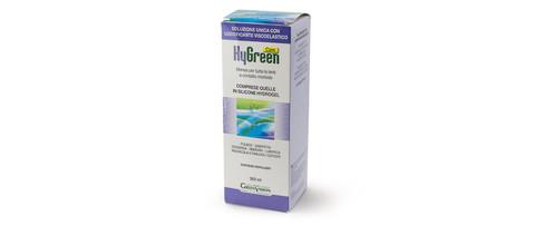 Hygreen soluzione unica anche per silicone hydrogel
