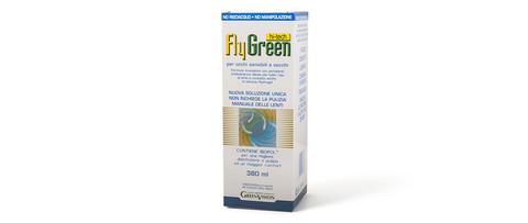 Flygreen soluzione unica anche per silicone hydrogel