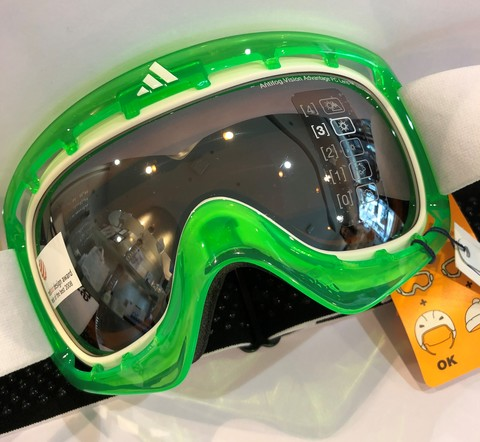 Maschera Da Sci Adidas