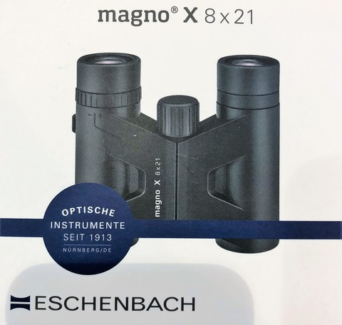 Binocolo Magno X 8x21