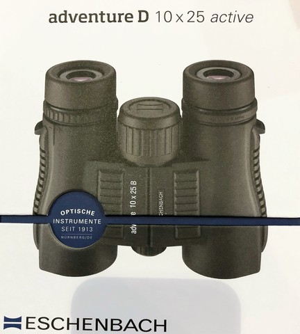 Binocolo Adventure D 10x25 Active