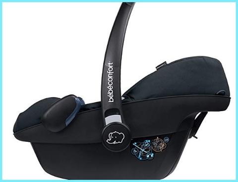 Ovetto per bebè nero