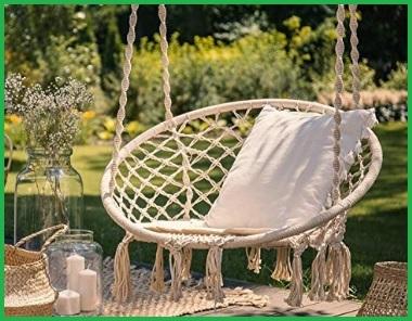 Ovetto da giardino a maglia