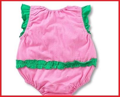 Pagliaccetti neonata estivi