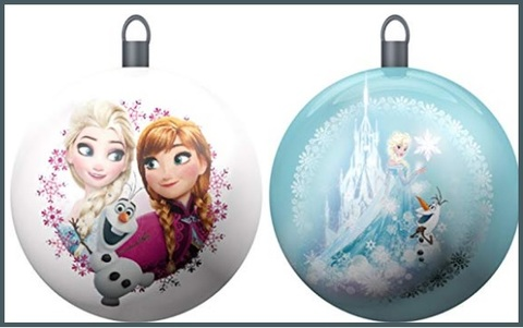 Palle Di Natale Disney Frozen