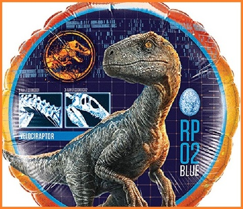 Palloncini dinosauri jurassic world