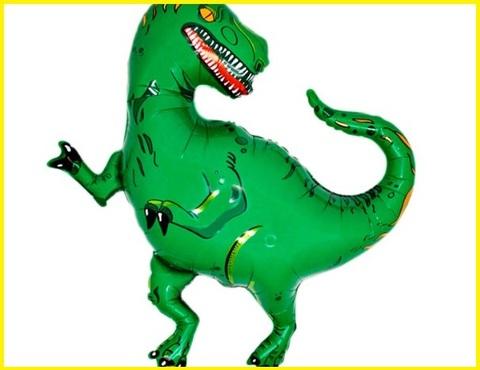 Palloncino dinosauro elio
