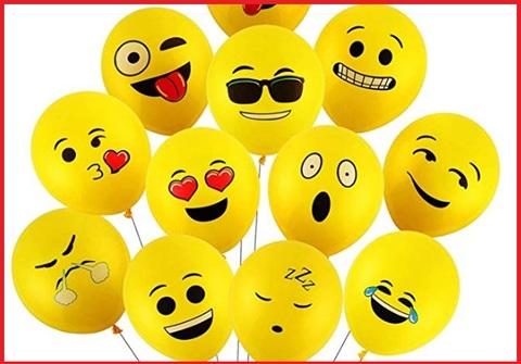 Palloncini emoji compleanno