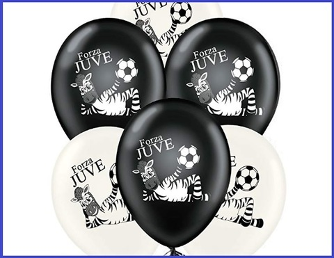 Palloncini juventus compleanno