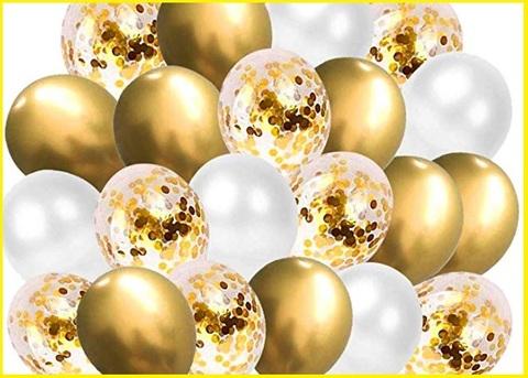 Palloncini oro metallizzato