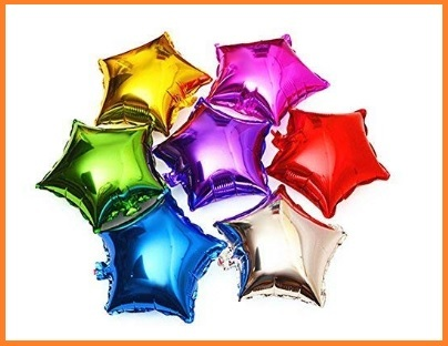 Palloncini stella piccoli