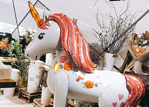 Palloncino unicorno grande