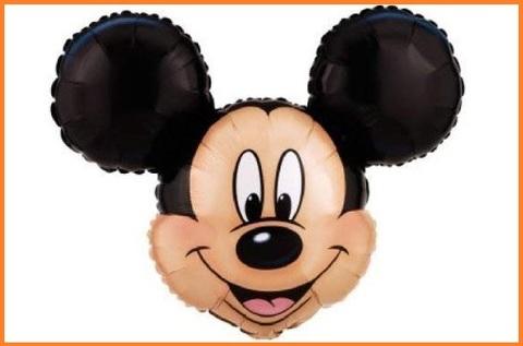 Palloncino topolino testa