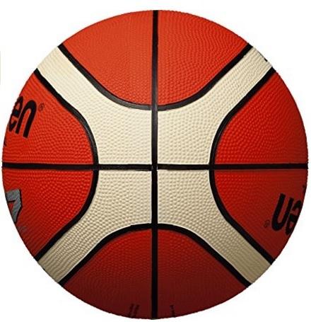 Pallone Basket Molten, Misura 6 Design Nuovo