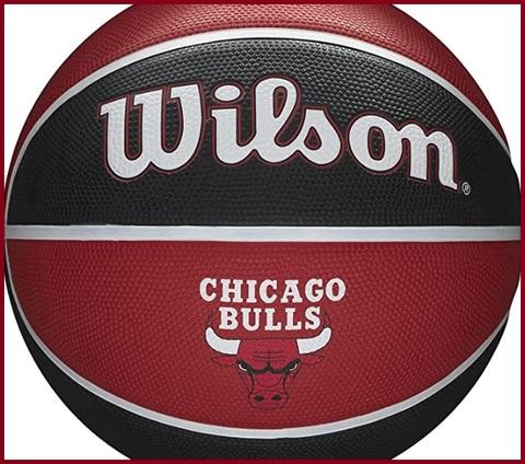 Pallone Da Basket, Chicago Bulls, Spalding