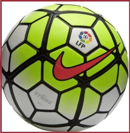 Pallone della nike doppio colore ufficiale liga bbva
