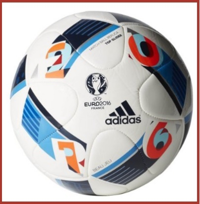 Pallone ufficiale euro 2016 sponsor adidas