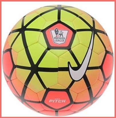 Pallone da calcio della premier league con sponsor nike