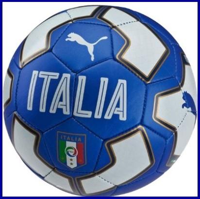 Mini pallone originale nazionale italiana con sponsor puma