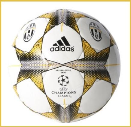 Mini pallone della juventus morbido adidas