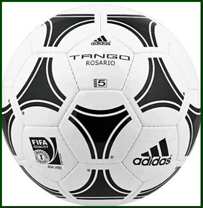 Pallone dell'adidas tango rosario