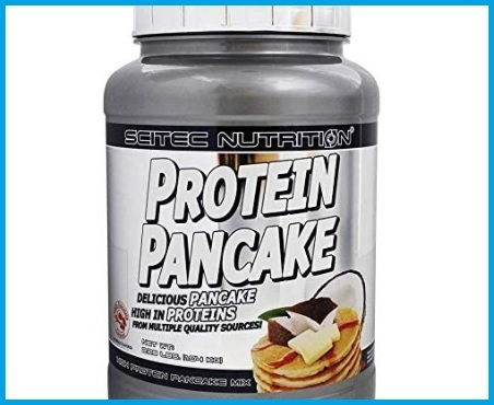 Pancake proteici cioccolato