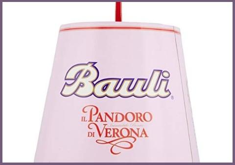 Pandoro bauli tradizionale