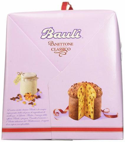 Panettone Tradizionale Natalizio Della Bauli