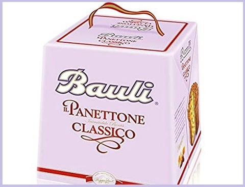 Panettone Bauli Classico