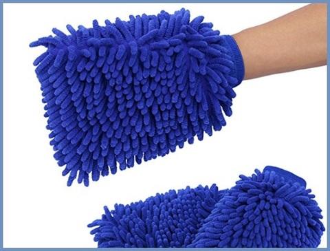Panno lavaggio auto microfibra