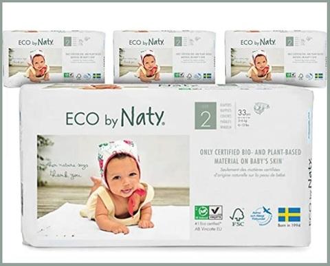 Pannolini Eco Naty 2