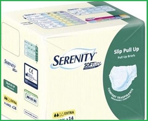 Pannolino A Mutanda Soft Dry