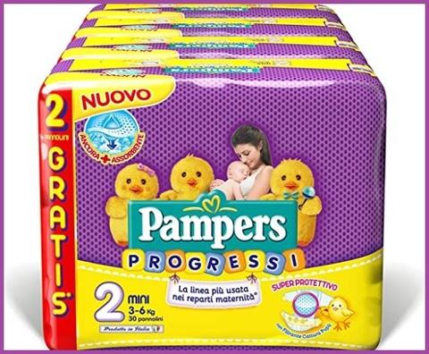 Pannolini nascita pampers