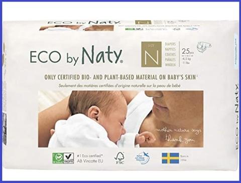 Pannolini Naty Stoffa