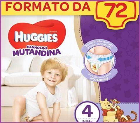 Pannolino Notte Huggies