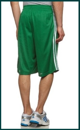 Pantaloncini Lunghi Della Famosa Marca Adidas