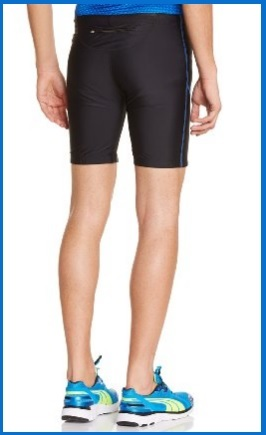 Pantaloni Per La Corsa Corti E Aderenti