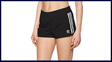 Pantaloncini Corti Adidas Donna