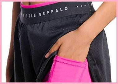 Pantaloncini Donna Sportivi Casual