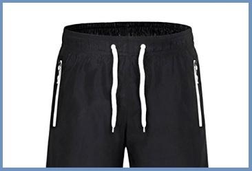Pantaloncini Casual Neri