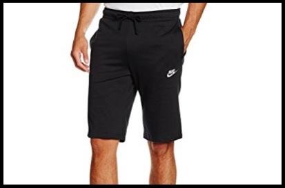 Pantaloncini Nike Con Tasche
