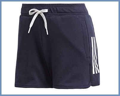 Pantaloncini sport donna cotone