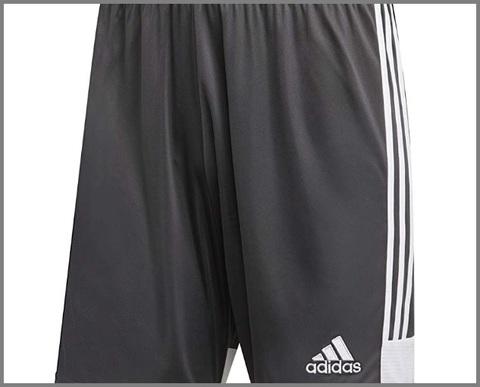 Pantaloncini adidas uomo grigio