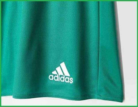 Pantaloncini adidas uomo verdi
