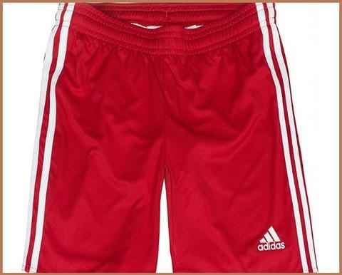 Pantaloncini Adidas Rossi