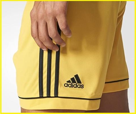 Pantaloncini Adidas Gialli