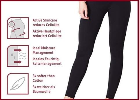 Pantaloncini Anticellulite Donna Notte