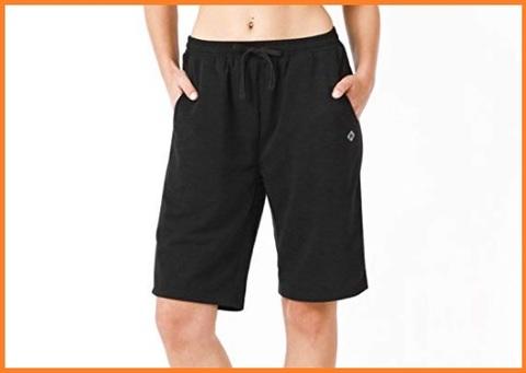 Pantaloncini donna sportivi