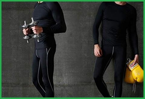 Pantaloni aderenti sportivi leggings